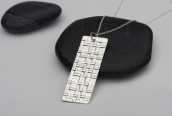 """Rachel Stych<br> Rachel Dawn Designs<br> Jewelry made with love...and a hammer<br> <a href=""""http://www.racheldawndesigns.com"""" target=""""_blank"""">www.racheldawndesigns.com</a>"""