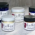 Sandra McMannisRed Rose Lotions & PotionsHand-crafted botanical lotions www.redroselotionsandpotions.com